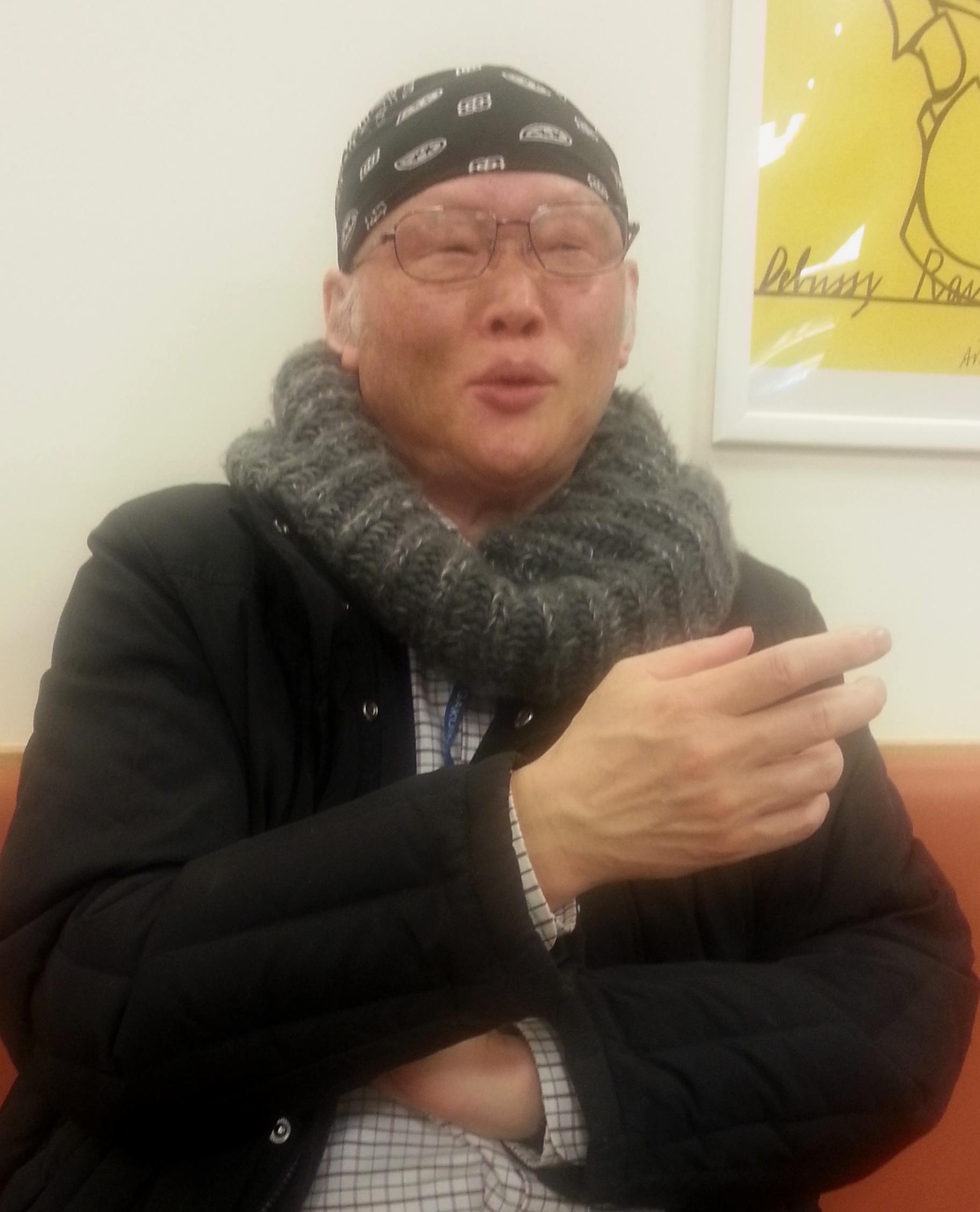 「政治資金オンブズマン」共同代表の上脇博之さん